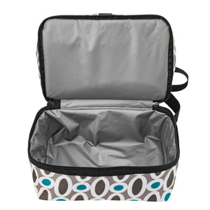 Let's Do Lunch Tote - Modern Links + 1.5 qt Clever Fresh Canister + Manual Pump - 60% OFF