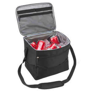 Keep It Cool Cooler - Black + Cargo CarryAll - Bright Lights - Bundle