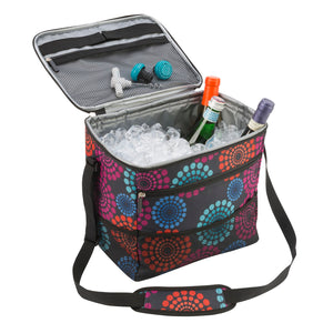 Keep It Cool Cooler - Bright Lights -  Summer Special - 50% OFF Plus Free String Backpack