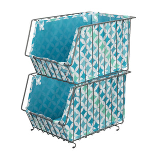 Better Together Baskets w/ Casters + Liners