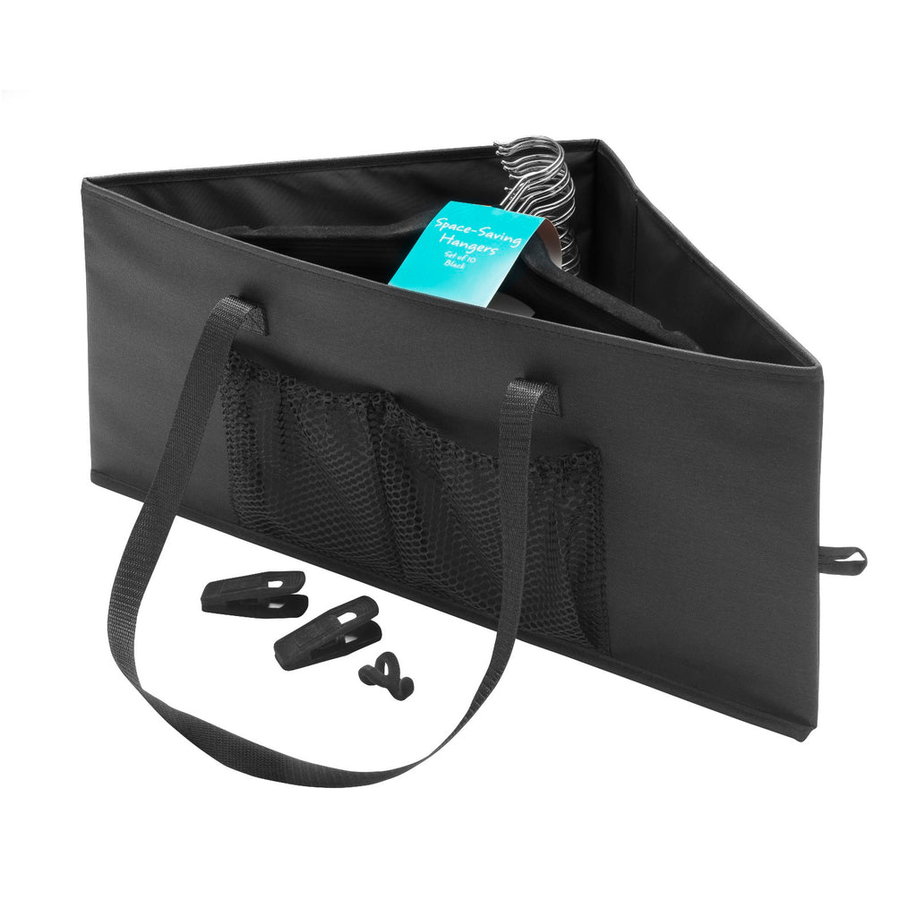 Hanger Container - Black