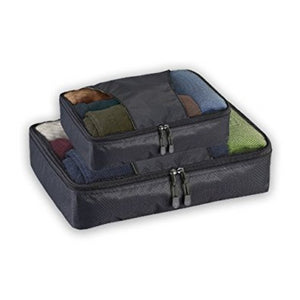 Packing Cubes - Set of 2 - Black