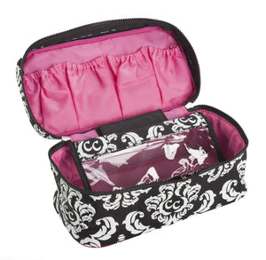 Anything Goes Bag - Damask with Pink - Christmas Special
