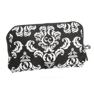 Bag in a Bag - Damask with Black