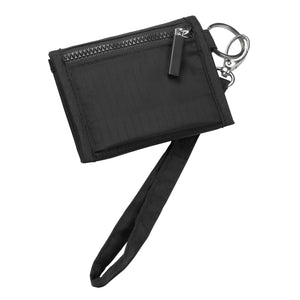Card Keeper Keychain - Black - Christmas Special