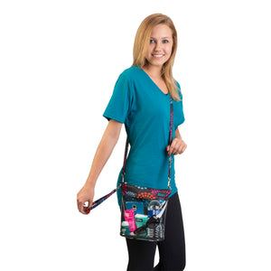Now You See It - Crossbody Bag - Bright Lights - 75% Off