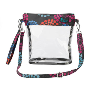 Now You See It - Crossbody Bag - Bright Lights