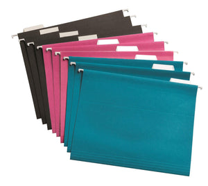 Hanging File Folders - Set of 9
