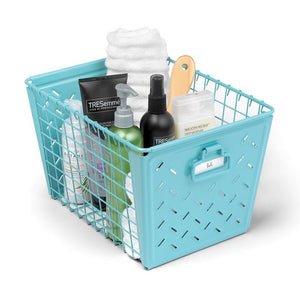 Locker Basket - Teal - 60% OFF