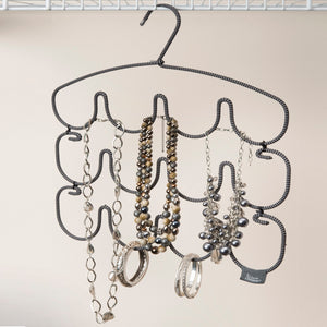 3-Tier Hanger - Charcoal Gray