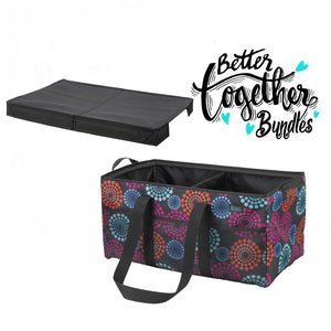 Cargo CarryAll - Bright Lights + Lid - Holiday Bundle