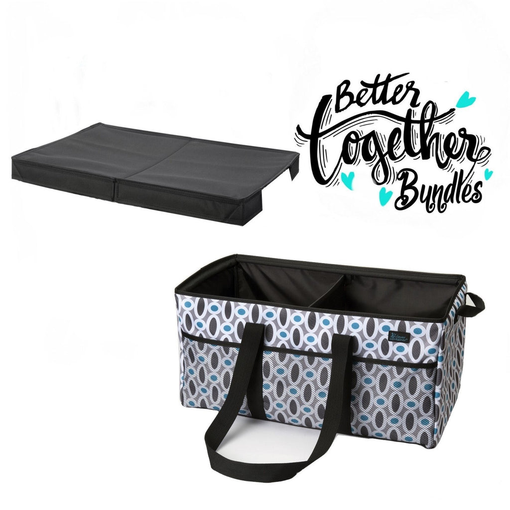Cargo CarryAll - Modern Links + Lid - Holiday Bundle