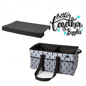Cargo CarryAll - Modern Links + Lid - Bundle