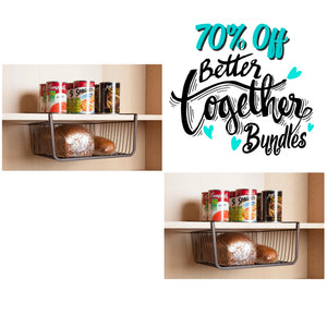 Shelf Help - Small - Set of 2 - Better Together Bundle - 70% OFF