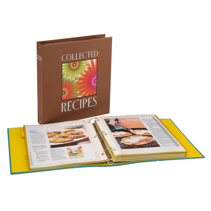 Collected Recipes - Brown - 80% OFF