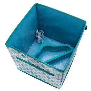 Cube It - Set of 2 - Poppin Teal - Pack It Up Special