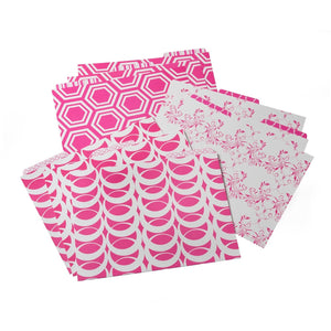 Hanging File Folders + Pink/White File Folders Bundle -Better Together Bundle