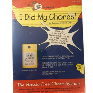 I Did My Chores - 75% OFF