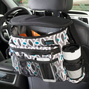 Insulated Tote On The Go - Modern Links