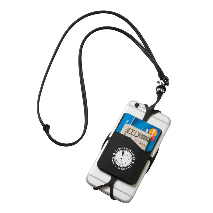 FREE Lanyard Phone Wallet with any Travel purchase!
