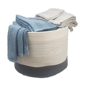 Cotton Rope Basket - Large