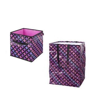 Cube It + Large Pop-Up Bin - Poppin' Pink - Pop Up Sale