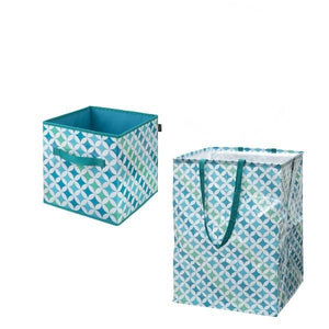 Cube It + Large Pop-Up Bin - Poppin' Teal - Save a Bundle Special