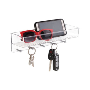 Shelf and Key Rack Duo - 75% OFF