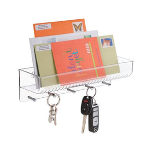 Shelf and Key Rack Duo - 80% OFF