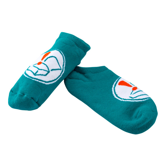 Clever Socks - Teal - FREE with $25 Order!