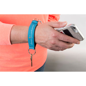 FREE Wrist Strap Key Holder - Teal