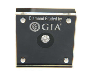 Loose Diamond, 1.59 CT, GIA Certified, Round Brilliant Cut
