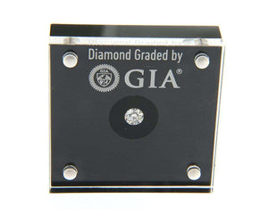 Loose Diamond, 0.73 CT, GIA Certified, Round Brilliant Cut