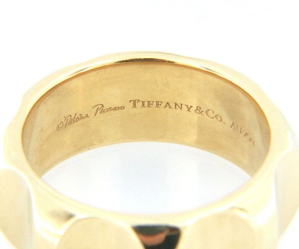 Tiffany & Co. Paloma Picasso True Love Ring in 18K