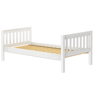 Maxtrix Twin Basic Bed - Low