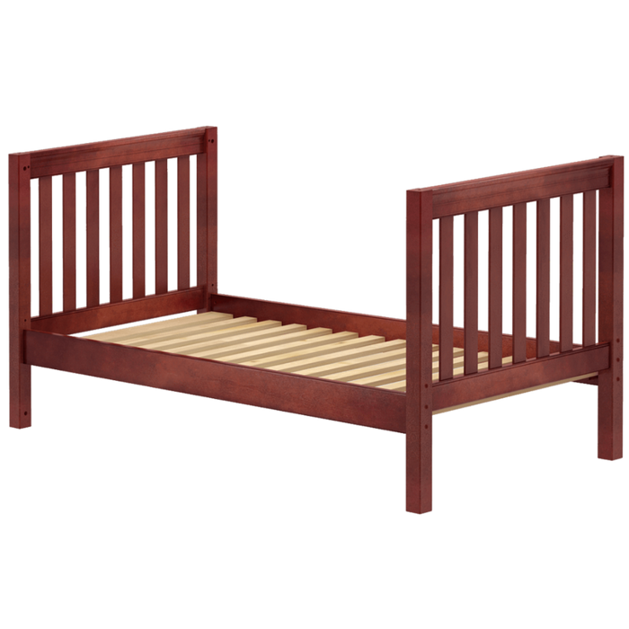 Maxtrix Twin Basic Bed - High