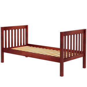 Maxtrix Twin XL Basic Bed - High