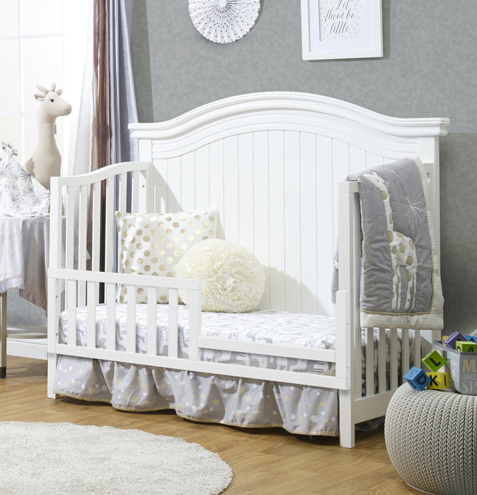 Brixy Avanti Toddler Rail White