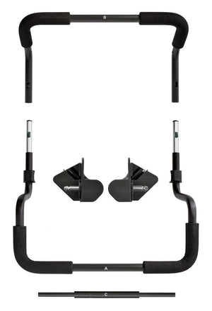 Baby Jogger City Mini Single Car Seat Adapter - Chicco/Peg Perego
