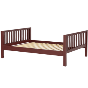 Maxtrix Full XL Basic Bed - Low