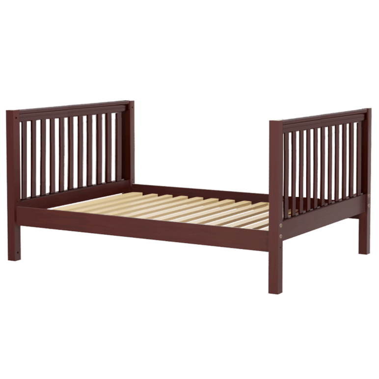 Maxtrix Full Basic Bed - High