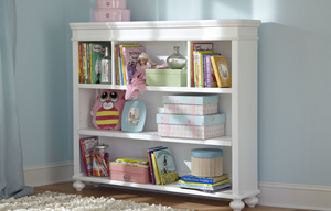 LC Kids Madison BOOKCASE / DRESSER HUTCH