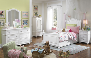 LC Kids Madison PANEL BED Full