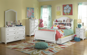 LC Kids Madison DRESSER WITH MIRROR