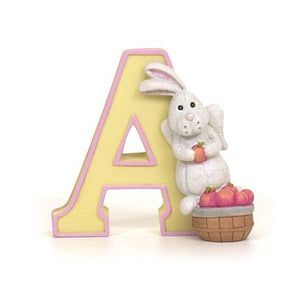 Child To Cherish Ceramic Alphabet Letters