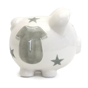 Child To Cherish Allstar Jersey Pig Bank