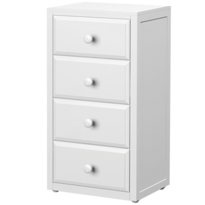 Maxtrix Narrow 4-Drawer Dresser