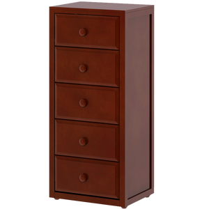 Maxtrix Narrow 5-Drawer Dresser