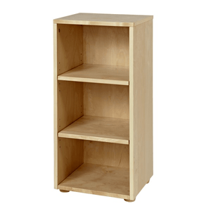 Maxtrix Low Narrow Bookcase