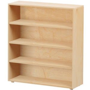 Maxtrix 4-Shelf Bookcase